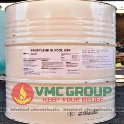 PROPYLENE GLYCOL (PG) C3H8O2 usp